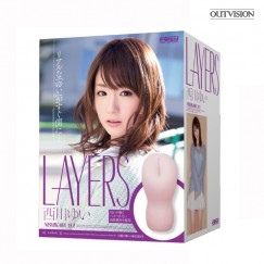 LAYERS 니시카와 유이 | Outvision