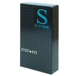저스트 슬림 줄무늬형 콘돔(47mm) | 후지라텍스