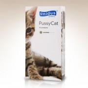 유니더스 푸시캣 콘돔(슬림형) 10p | UNIDUS