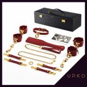 업코 가죽 도구 세트_레드 | UPKO