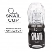 스네일 스핀웨이브 회전물결 홀컵 | SNAIL
