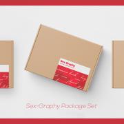 섹스그라피 3종 선물세트(SG다이어리, SG플레이카드, SG미션북2권) | REDHolics