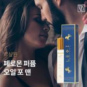 라샾원 페로몬향수 오일포맨 남성용 10ml K-539